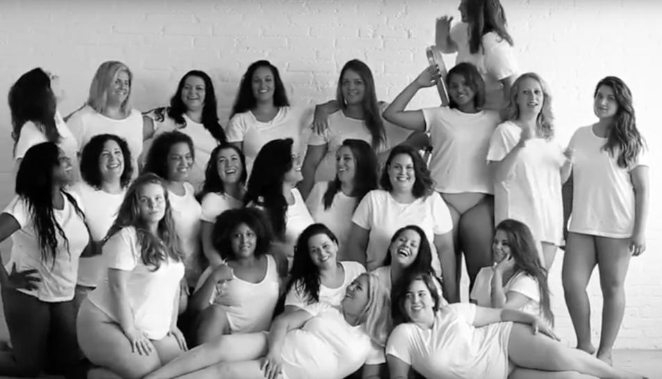 Modelos XL presenta un vídeo amb les finalistes