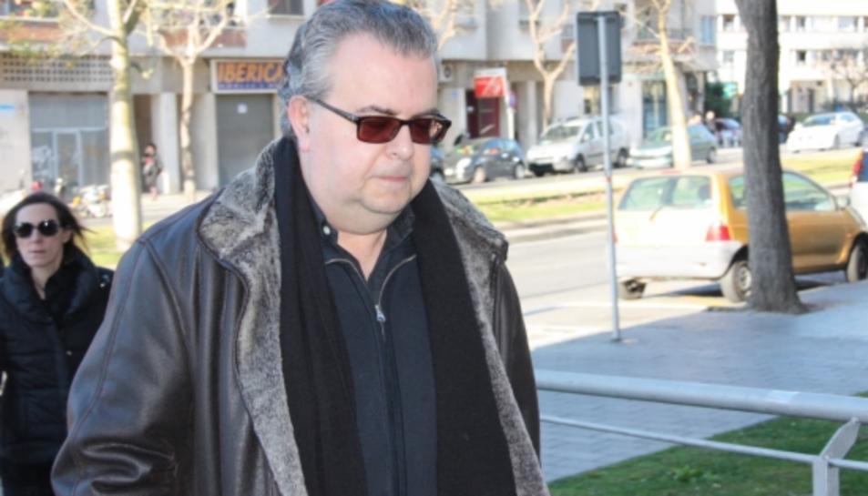 Imatge d'arxiu de Jordi Bergadà, exregidor d'Urbanisme  de Reus.