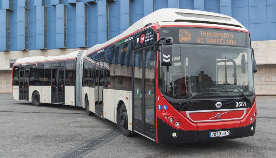 L'EMT renovarà la seva flota i incorporarà autobusos articulats