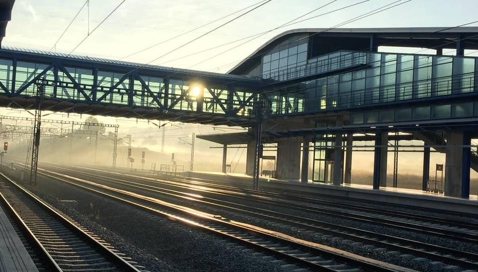 La línia AVE Camp de Tarragona-Madrid comptabilitza un 5% més d'usuaris aquest 2016