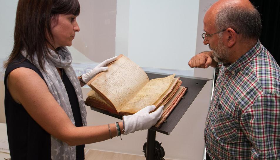 L'antic Llibre de la Cadena ara és digital