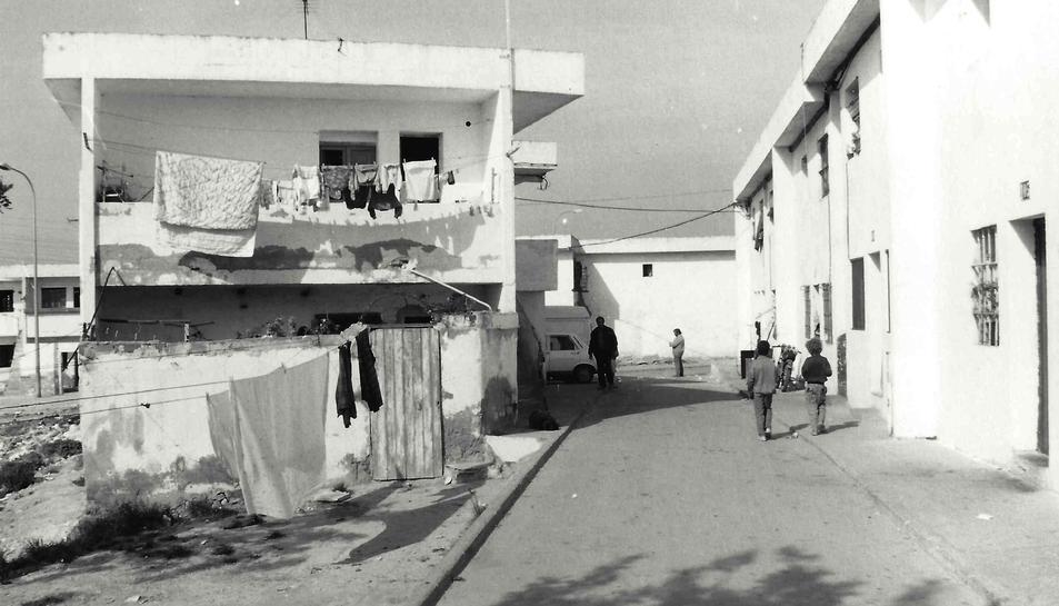 Se cedeixen fotografies del desaparegut barri de l'Esperança a l'Arxiu Municipal