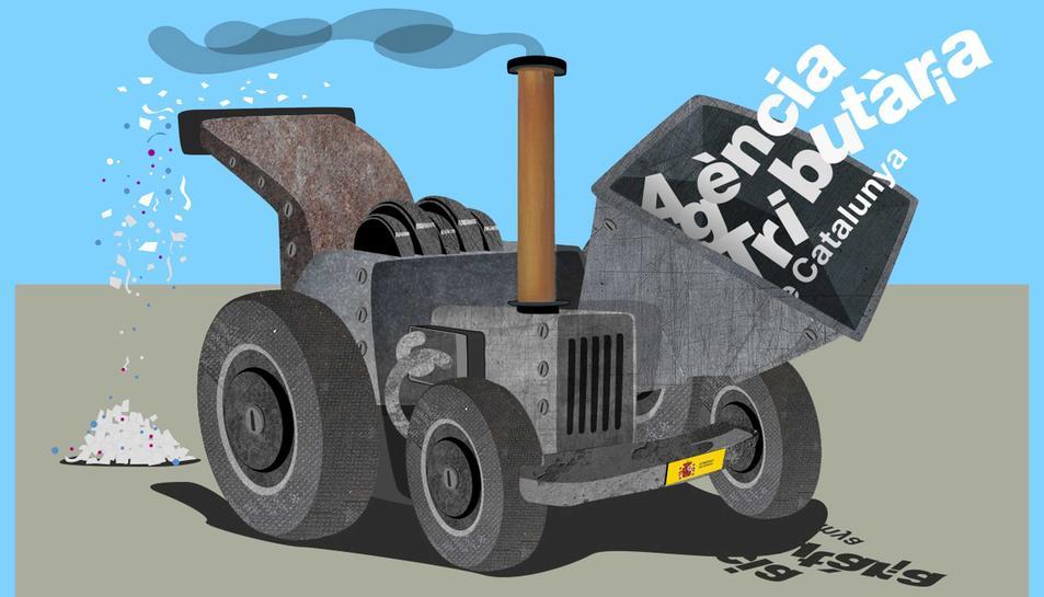 Imatge que il·lustra el cartell de convocatòria de l'acte.