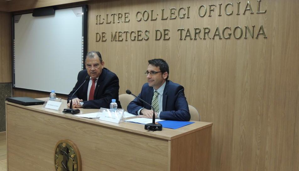 El CatSalut i el Col·legi de Metges promouran la formació continuada dels metges