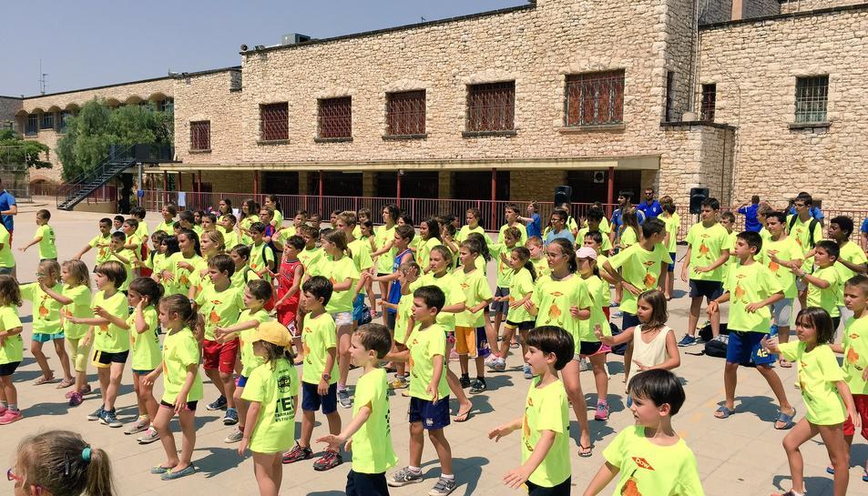 El campus ha aplegat més de 250 nens i nenes.