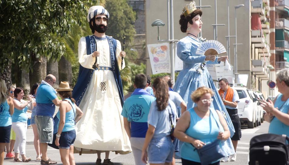 El record del líder veïnal José Ruiz marca les festes del Barri del Port