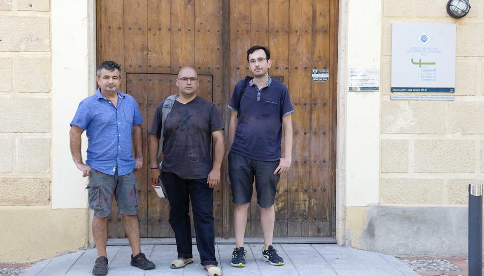 Canvis en el programa SEFED comprometen la plaça de tres treballadors