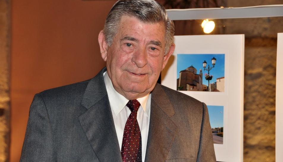 Juan Ceballos, l'any 2013