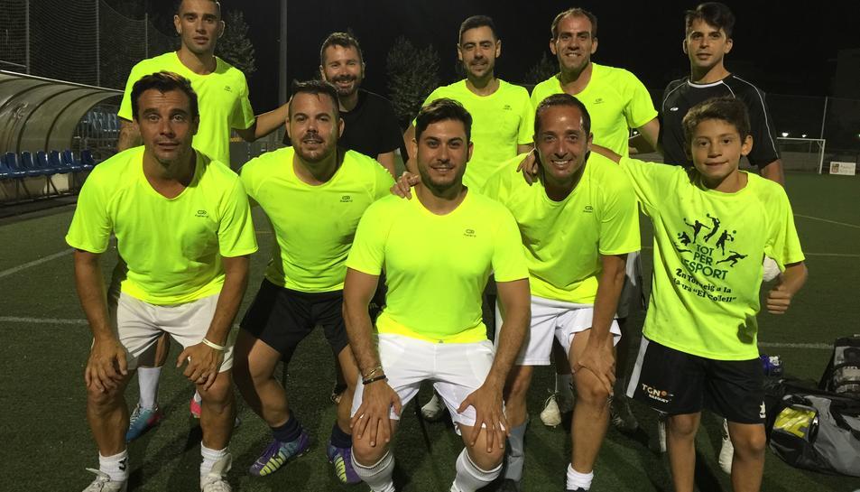 Torneig de Futbol 7 solidari