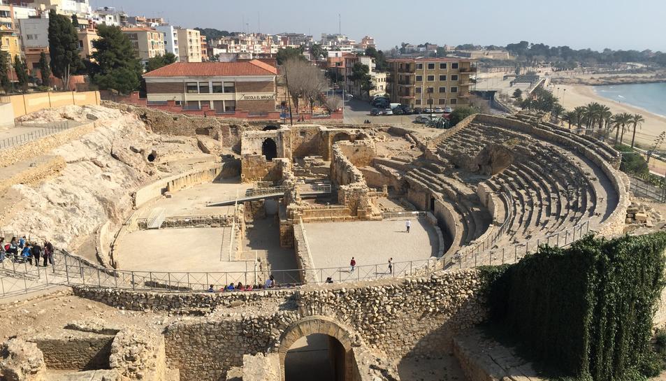 Tarragona registra gairebé 600.000 visitants als seus monuments el 2015
