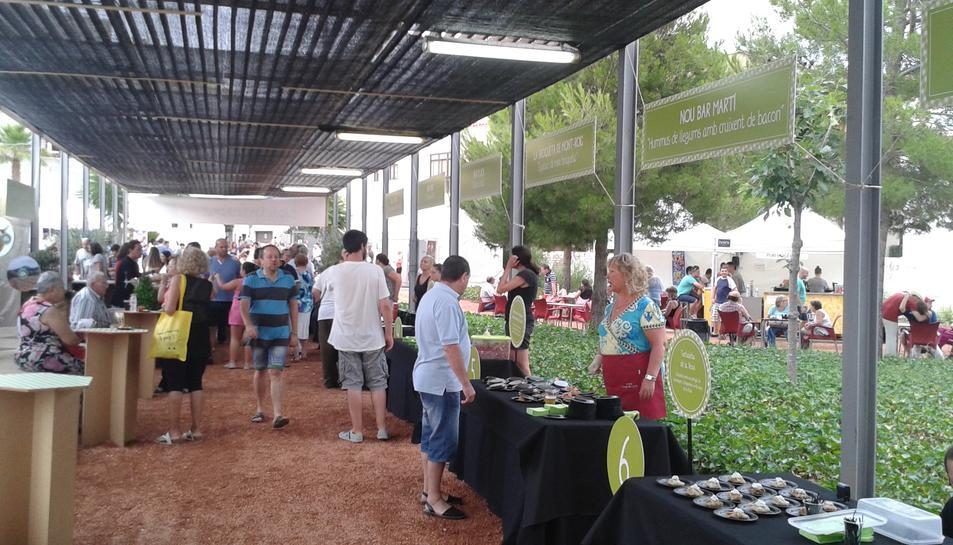 La fira de Mont-roig es renova i aposta per la gastronomia de proximitat