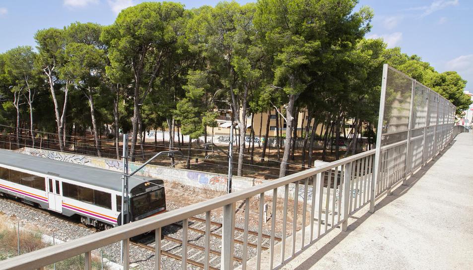 Els blocs que pateixen les molèsties del pas dels combois estan a tocar de l'avinguda de Tarragona.