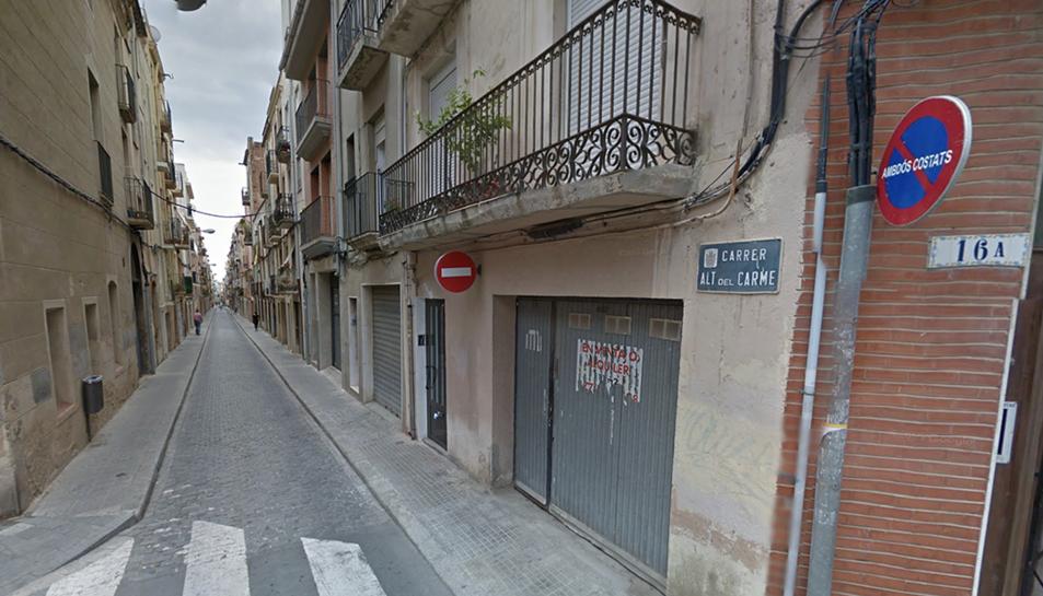 La matança s'hauria fet en uns baixos al carrer Alt del Carme de Reus.