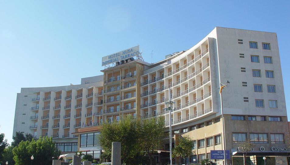 Membres de la banda de The Pink Panther Gang es van hospedar a l'hotel Imperial Tarraco de Tarragona