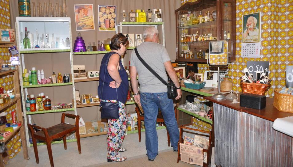 El Mercat Vell de Conesa fa florir els records de tots els visitants