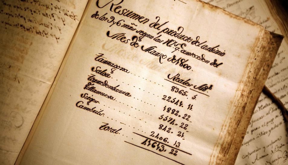 L'Arxiu del Port de Tarragona digitalitza 12.000 documents