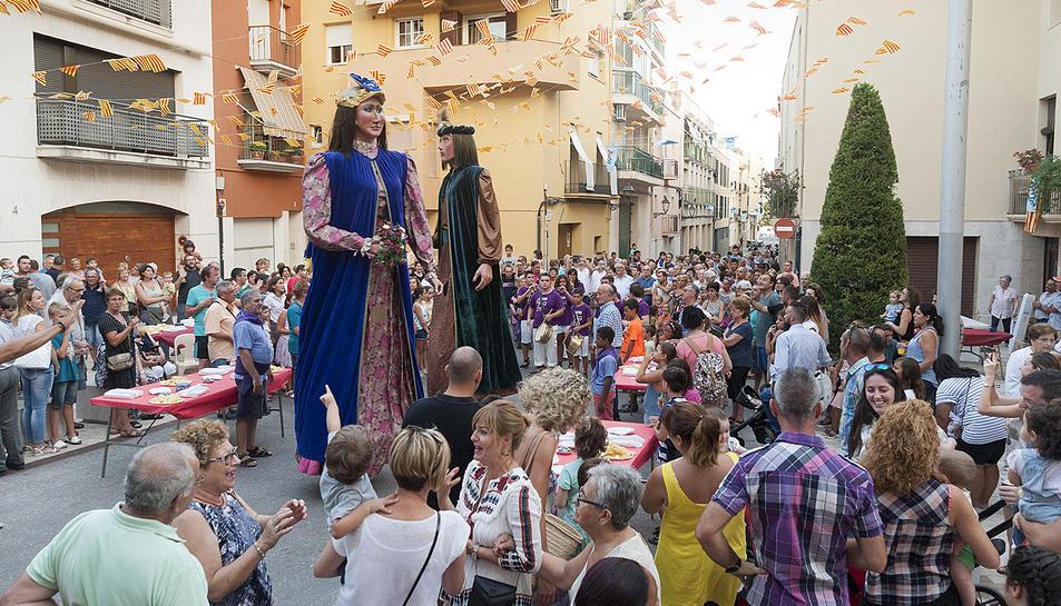 La Canonja enceta la Festa Major aquest divendres