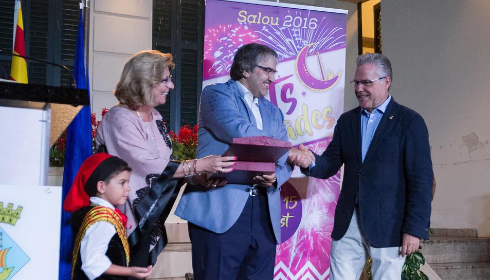 Joaquim Nin: «El municipi de Salou és patrimoni de molta gent»