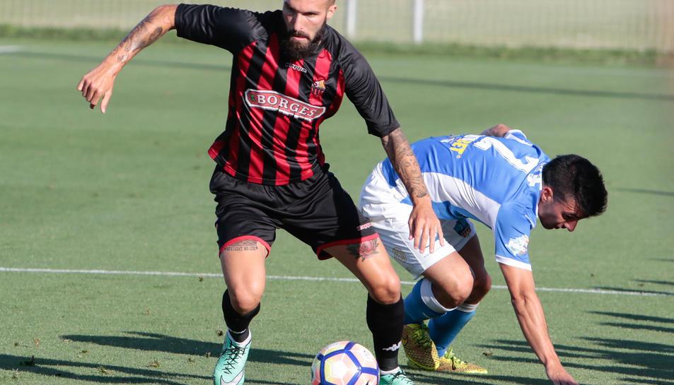 El Lleida Esportiu derrota un Reus amb molt de camí per a recórrer