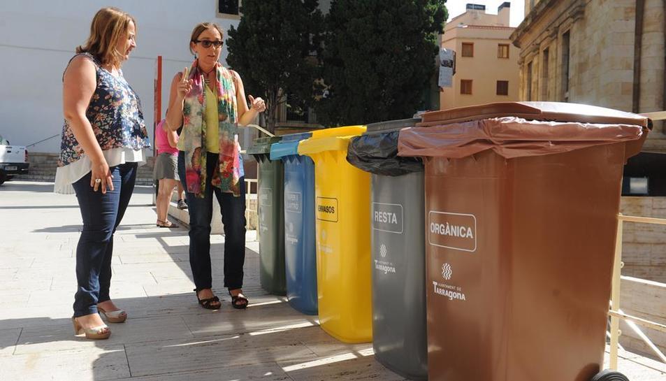 El reciclatge i la sostenibilitat aniran de la mà amb Sant Magí