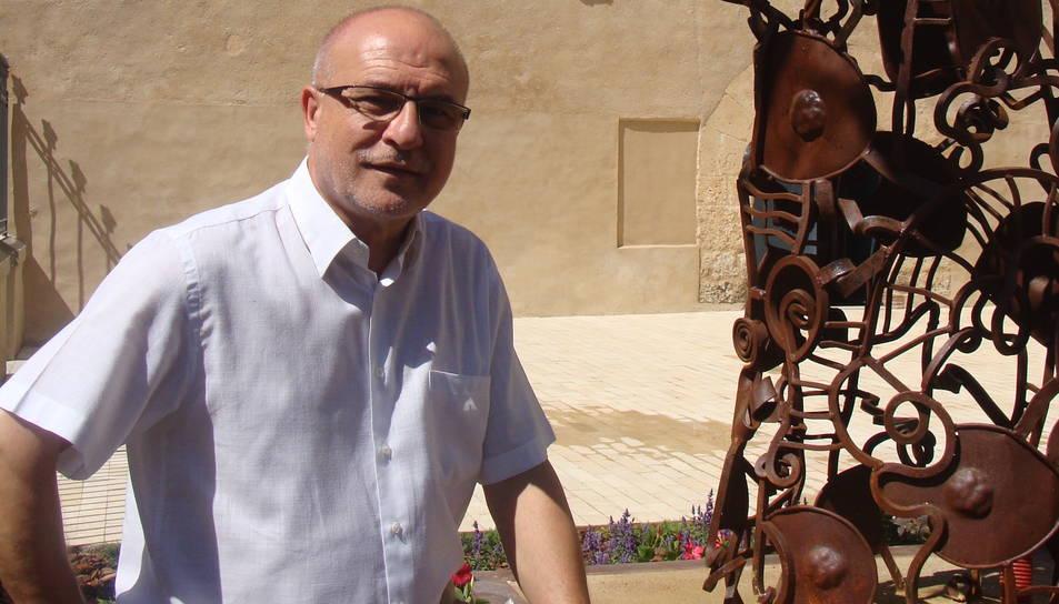 «El Centre d'Interpretació de la Boella, l'Orfeó i el Casino són els nostres reptes»