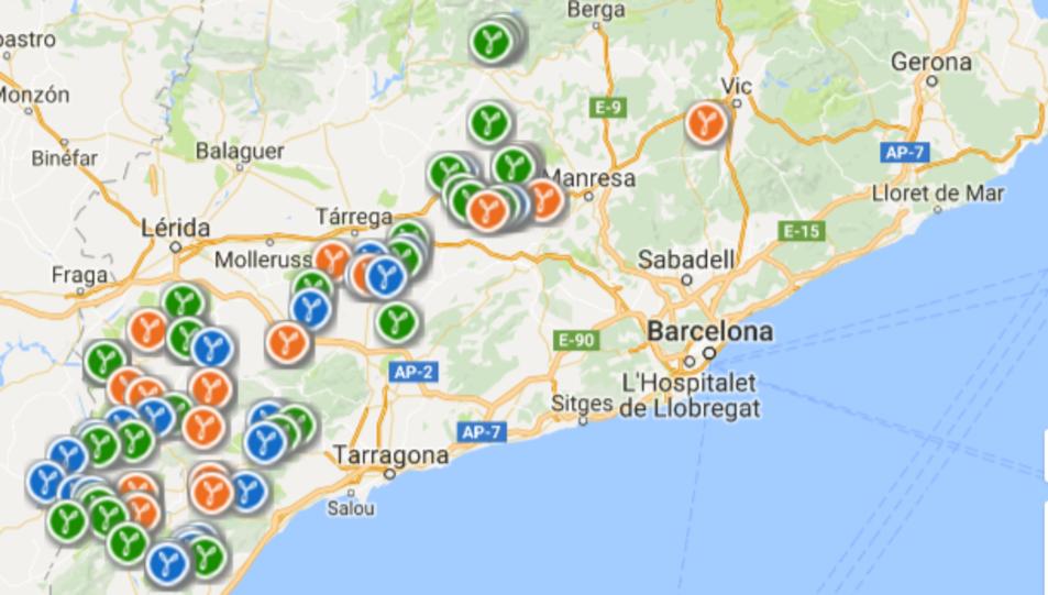 Tarragona, capital de l'energia eòlica a Catalunya