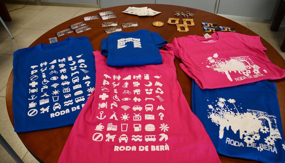 Roda de Berà presenta els seus nous productes merxandatge