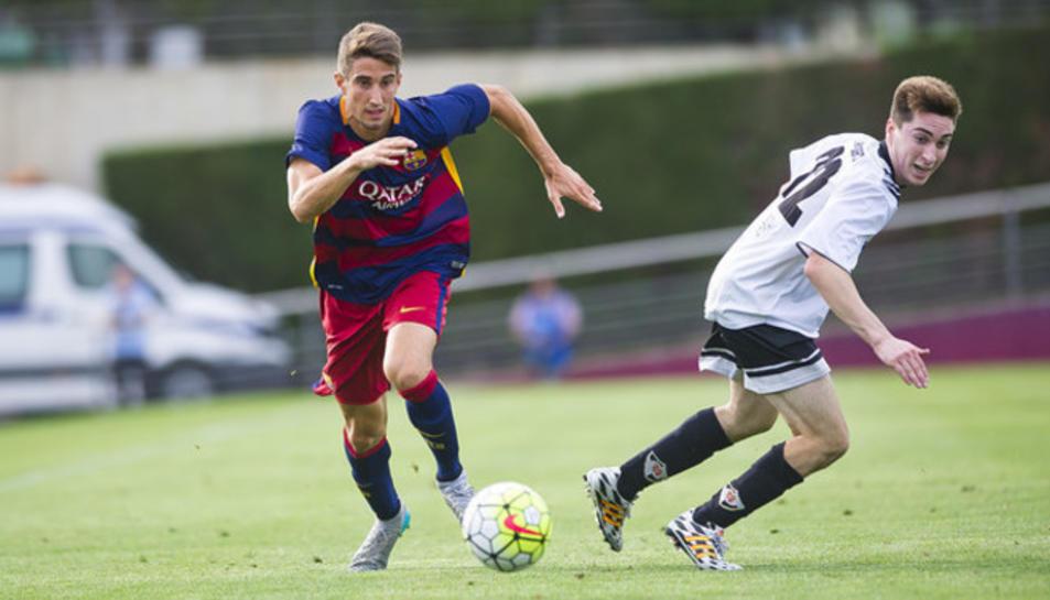 Joan Campins, nou jugador del CF Reus per la temporada 2016/17