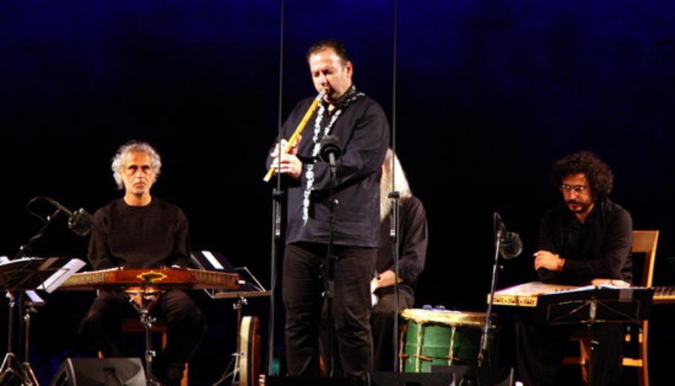 El diàleg religiós entre Orient i Occident enceta el IV Festival de Música Antiga de Poblet
