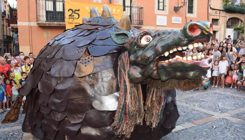 La Cucafera de Tarragona llueix una imatge renovada en el seu 25è aniversari