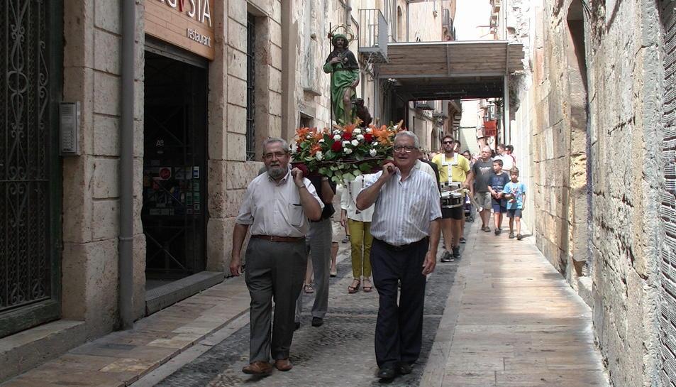 Unes festes de Sant Roc plenes de sentiment i estima pel barri