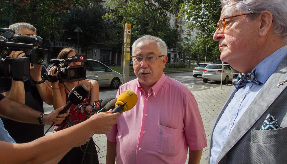 Rebaixada la fiança a tres investigats d'Innova