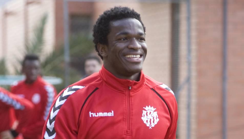 Ondoa marxa cedit al Sevilla Atlètic a l'espera de l'arribada de dos porters