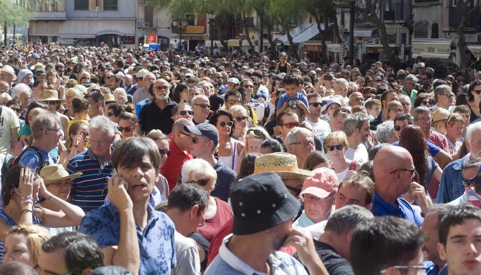 L'Ajuntament es replantejarà les barres dels Sedassos per Santa Tecla