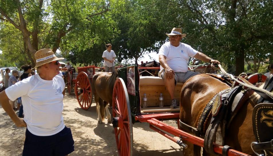 L'aigua de Sant Magí viatja cap a Tarragona