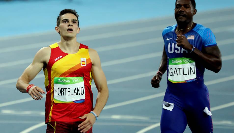 Hortelano, eliminat en les semifinals de 200 metres