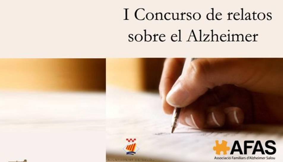 L'Associació de Familiars d'Alzheimer de Salou organitza el primer concurs de relats breus