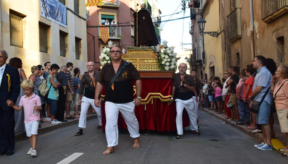 Tarragona s'acomiada de Sant Magí