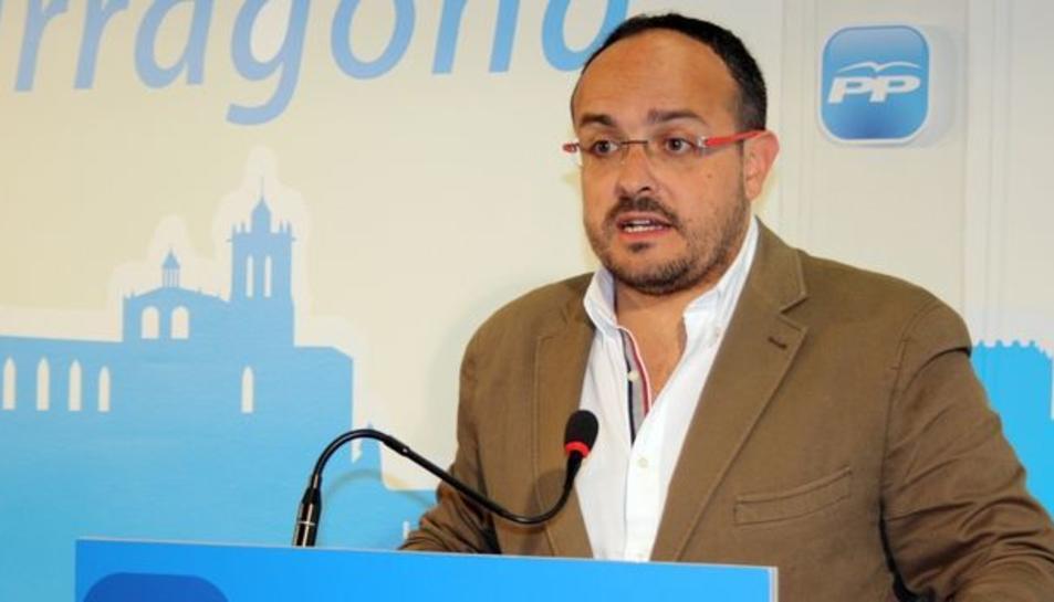 """""""No acceptarem que l'independentisme discuteixi la capitalitat de Tarragona"""""""