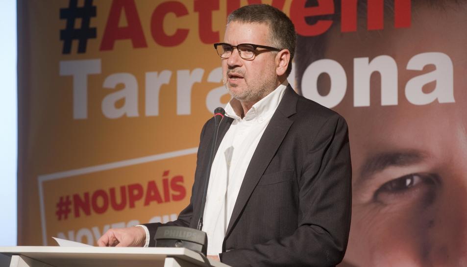 Ricomà: «Fernández utilitza el debat de la capitalitat com a cortina de fum»