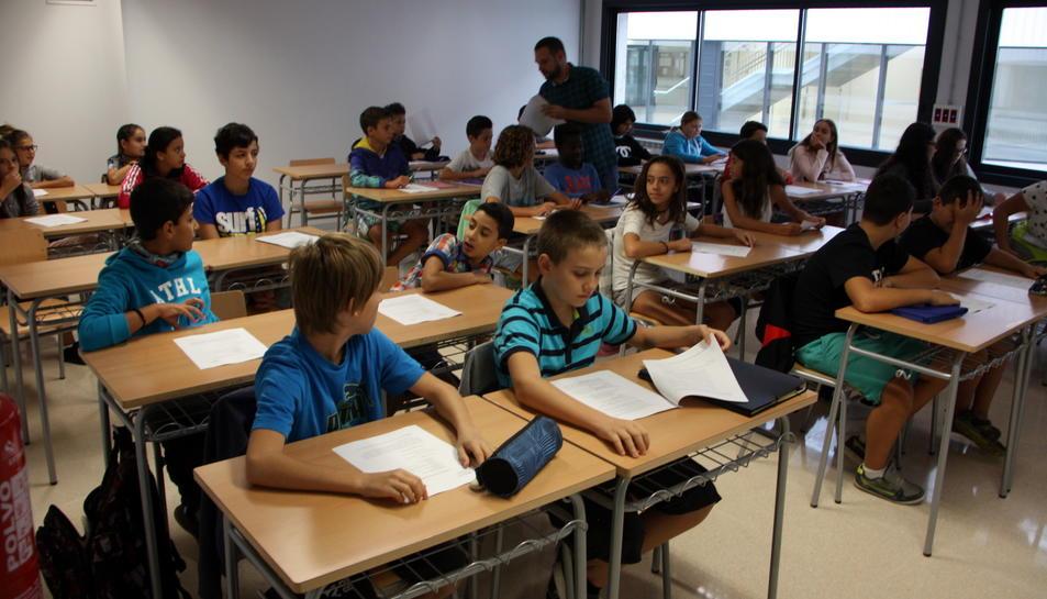 El Síndic detecta desequilibris en la programació de l'oferta educativa