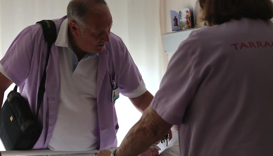 Es necessiten 30 voluntaris més per fer costat a pacients de Joan XXIII