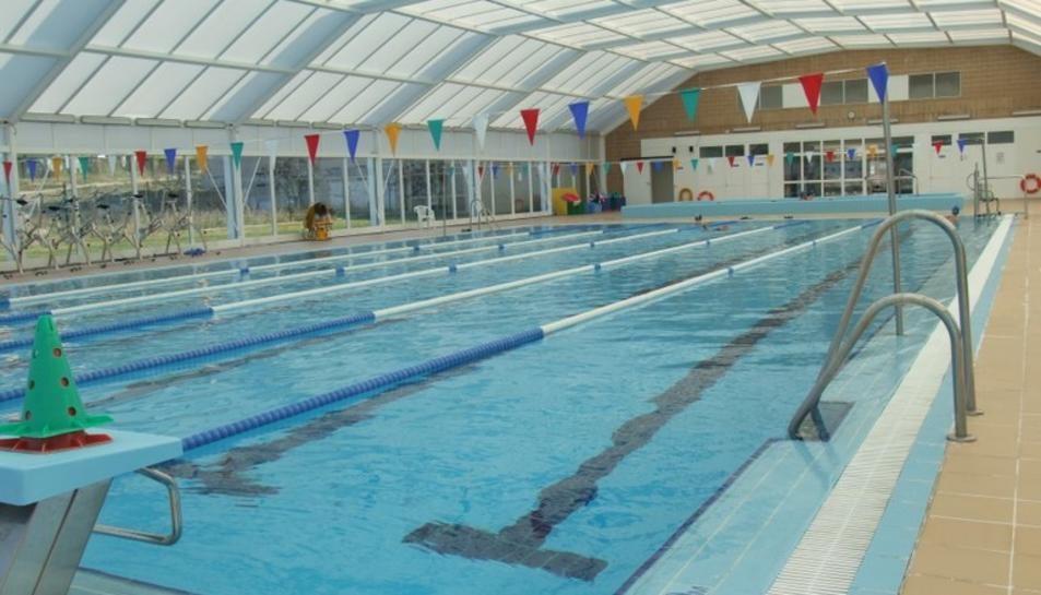 Les piscines municipals es preparen pel seu rentat de cara