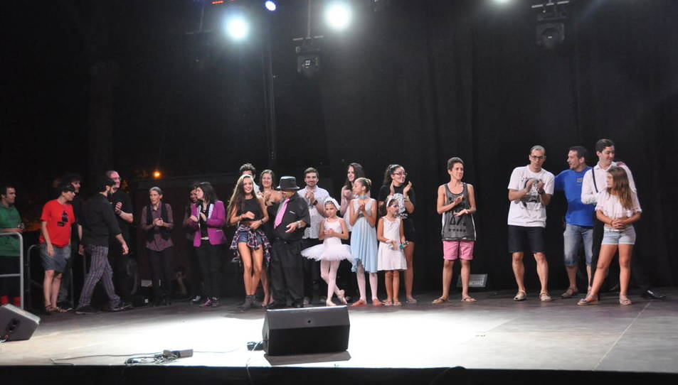 Art i cultura per celebrar la 15ena edició de la Nit d'Artistes
