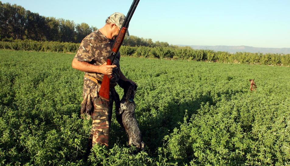 Els animalistes denuncien els caçadors del Priorat per permetre la caça furtiva a Porrera i Torroja