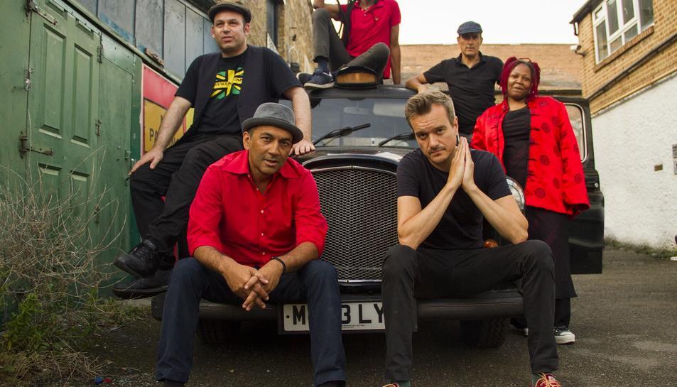 Tarragona espera el retorn musical del grup d'ska i reggae Maroon Town