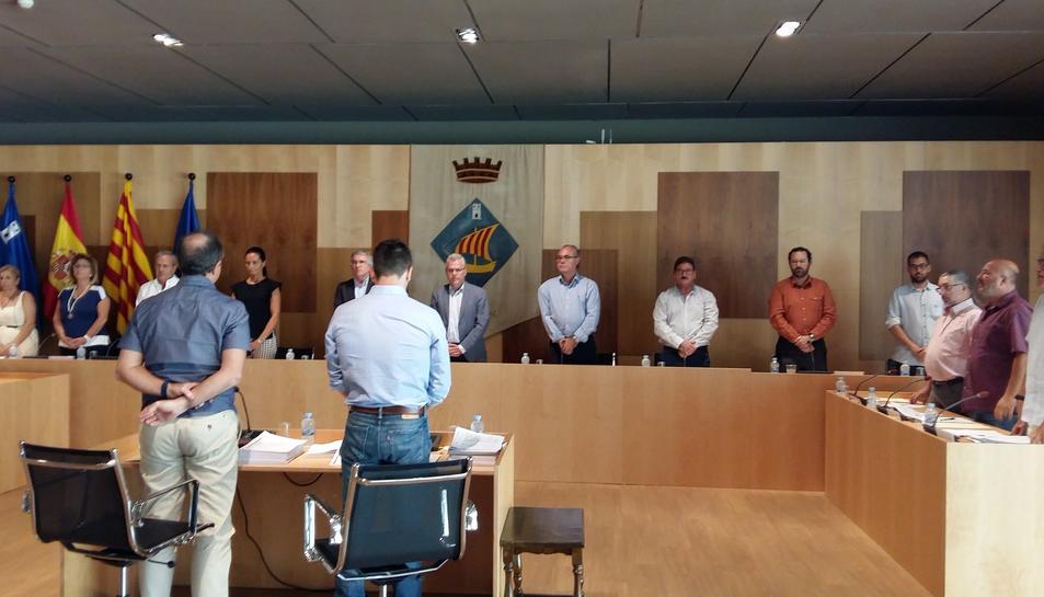 El consistori de Salou rebutja la moció d'ERC d'adoptar el salari mínim de 1.000 euros