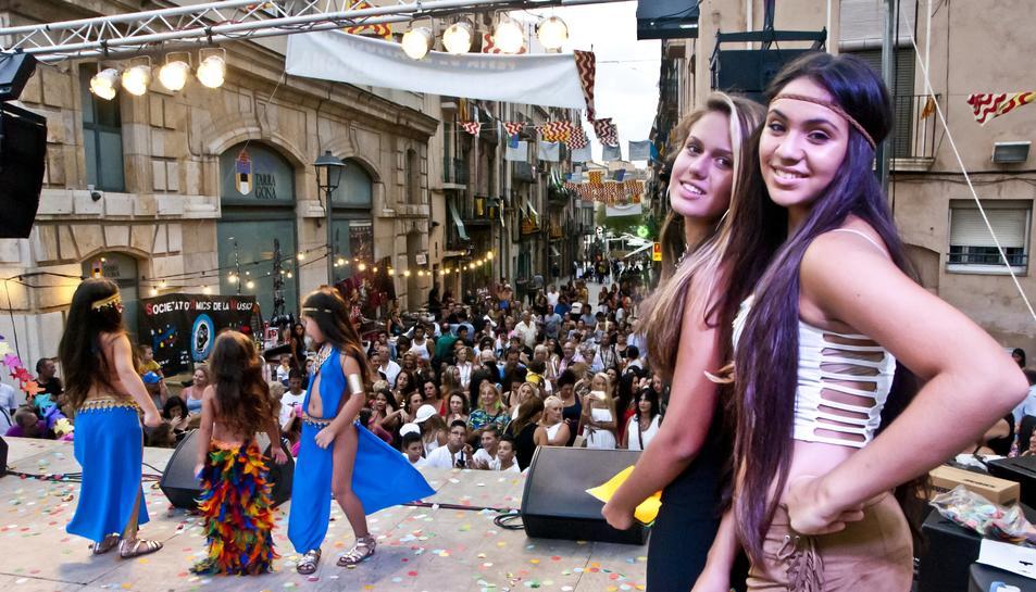 El Cós del Bou s'omplirà de rumba amb la sisena Festa Gitana