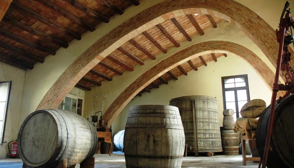 Espais Ocults obre al públic el Col·legi Cardenal Vidal i Barraquer i la Cooperativa Agrícola