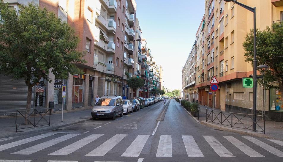Detenen un home per amenaces de mort al carrer Escultor Rocamora de Reus